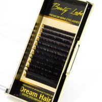 Premium Mink Eyelashes C-Curl 0.12T / Mix 8-15mm