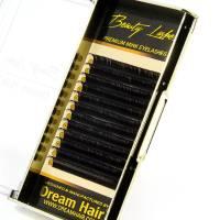 Premium Mink Eyelashes D-Curl 0.12T x 12mm