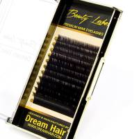 Premium Mink Eyelashes J-Curl 0.15T / Mix 7-14mm