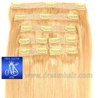 Luxury Clip-In Hair Extension Miss Finland Edition 200g/50cm 18#