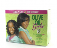 Olive Oil Girls Conditioning Hair Relaxer Kit