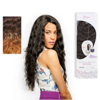 Premium Blended French Body Weave & Closure DXR273