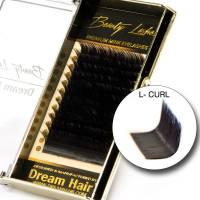 Premium Mink Voluumiripset L-Curl 0.07T x 16mm