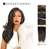 Sensationnel Empire Human Hair 30cm #1B