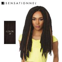 Sensationnel Crochet Braid Faux Locks 2#