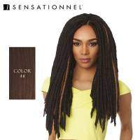 Sensationnel Crochet Braid Faux Locks 4#