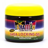 Jahaitian Combination Twist Out Shea Locking Gel