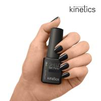 Kinetics Shield Gel Polish Jet Black  #188