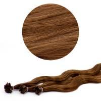 Nail Tip Hair Extension B-Wave 50cm 6#