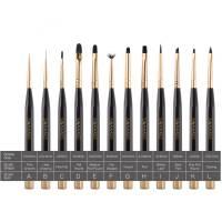 Micro Detail Brush Set 12 pcs