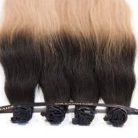 DreamHair Premium Slavian Nail Tip Hair 25kpl / 25g / 50cm 1/24#