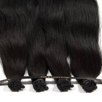 DreamHair Premium Slavian Nail Tip Hair 25kpl / 25g / 50cm 1#