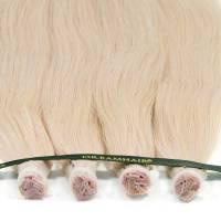DreamHair Premium Slavian Nail Tip Hair 25kpl / 25g / 50cm / 1001#