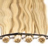 DreamHair Premium Slavian Nail Tip Hair 25kpl / 25g / 50cm 140#