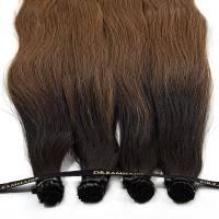 DreamHair Slavic Nail Tip Hair 25kpl / 25g / 45cm 2/10#