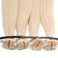 DreamHair Premium Slavian Nail Tip Hair 25kpl / 25g / 60cm / 24#