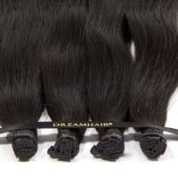 DreamHair Slavic Nail Tip Hair 25kpl / 25g / 60cm / 1B#
