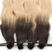 DreamHair Premium Slavian Nail Tip Hair 25kpl / 25g / 45cm 4/DB4#