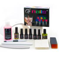 CH Nails Cat Eye Gel Polish Starter Kit
