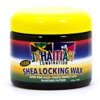 Jahaitian Combination Twist Out Firm Shea Locking Wax