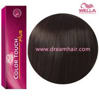 Wella Color Touch Demi Permanent Hair Color 60ml 44/07+
