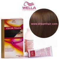 Wella Color Touch Demi Permanent Hair Color Home Kit 5/37
