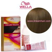 Wella Color Touch Demi Permanent Hair Color Home Kit 6/0