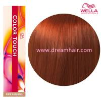 Wella Color Touch Demi Permanent Hair Color 60ml 6/4