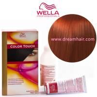 Wella Color Touch Demi Permanent Hair Color Home Kit 6/4