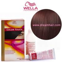 Wella Color Touch Demi Permanent Hair Color Home Kit 6/77