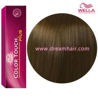 Wella Color Touch Demi Permanent Hair Color 60ml 66/07+