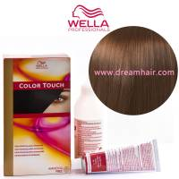Wella Color Touch Demi Permanent Hair Color Home Kit 7/7