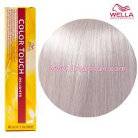 Wella Color Touch Demi Permanent Hair Color 60ml /86 Relights Blonde