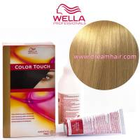 Wella Color Touch Demi Permanent Hair Color Home Kit 9/01