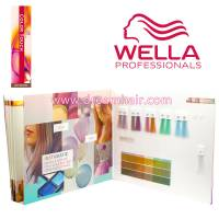 Wella Color Touch Color Chart