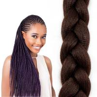 X-Pression Ultra Braid Hiuskuitu #PLUM