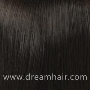 Hair Extensions Color 1B#