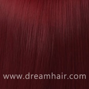 Hair Extensions Color 6RR#