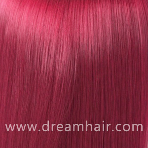 Hair Extensions Color Rosy#
