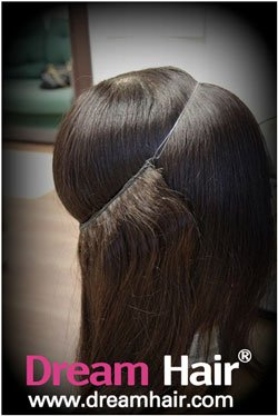 Flip-In Hair Extension
